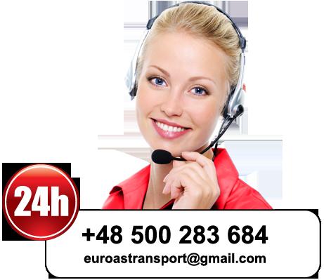 +48 500 283 684 email:biuro@euroastransport.pl